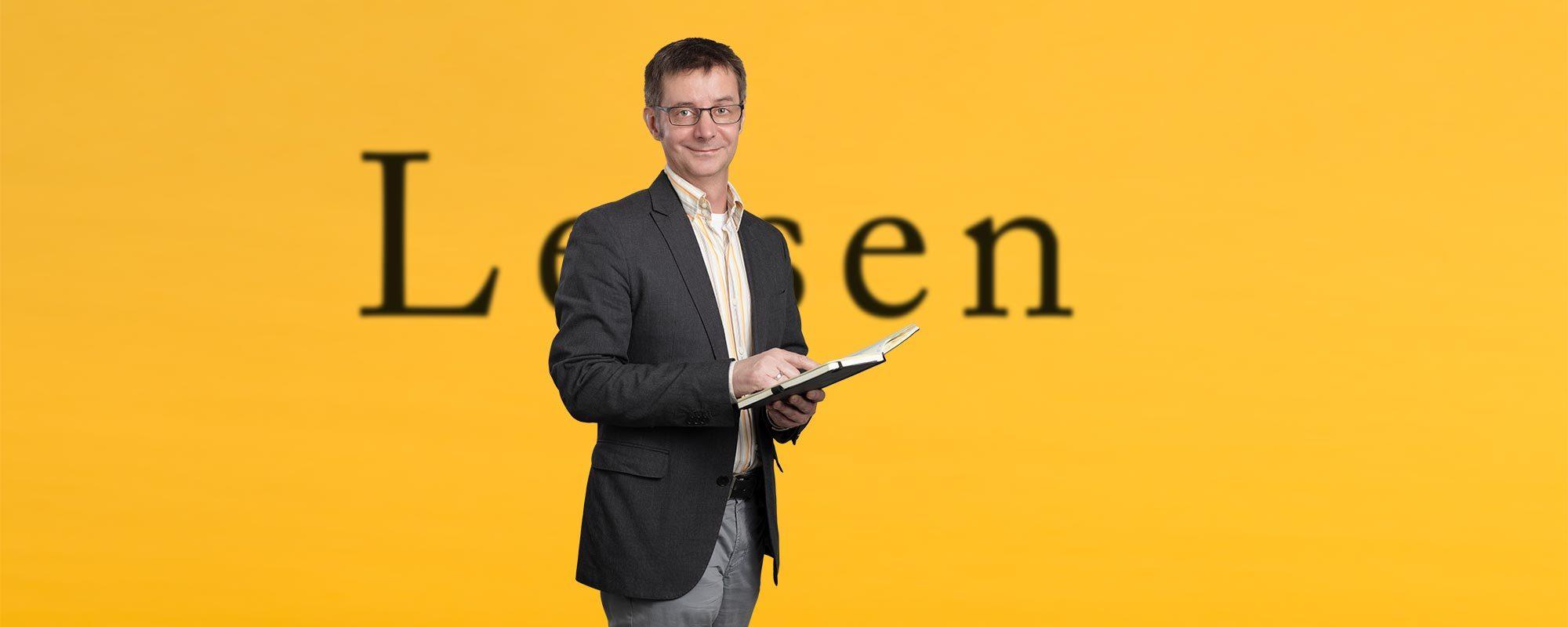 Mag-Martin-Weber-Lesen